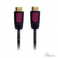Cabo HDMI 30 Metros 4K Ultra HD 3D HDR 2.0 19 Pinos Brasforma HDMI-5030